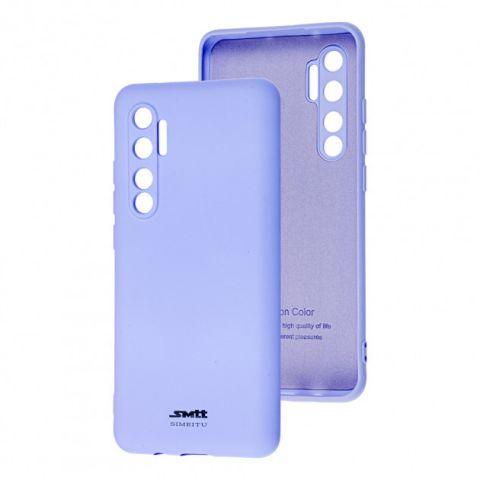 Чехол для Xiaomi Mi Note 10 Lite SMTT new-Light Violet