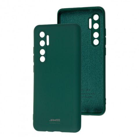 Чехол для Xiaomi Mi Note 10 Lite SMTT new-Pine Green