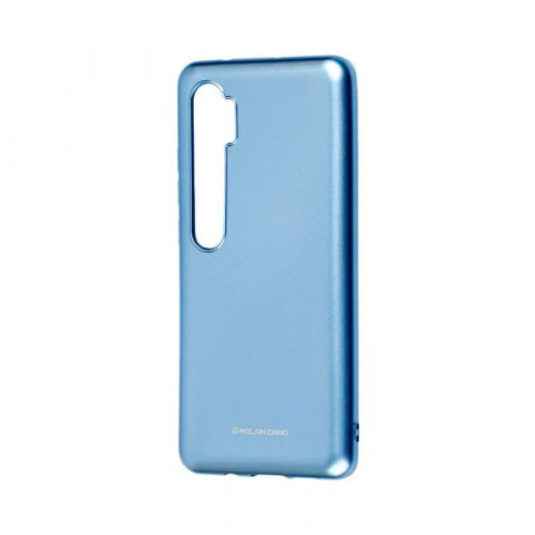 Чехол для Xiaomi Mi Note 10 / Note 10 Pro / Mi CC9 Pro Molan Cano глянец-Blue