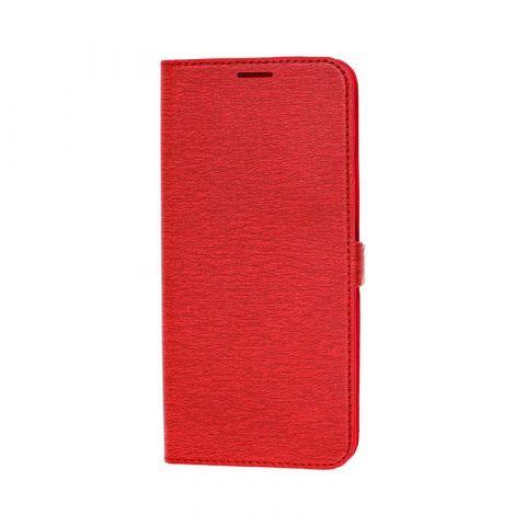 Чехол-книжка для Xiaomi Mi Note 10 / Note 10 Pro / Mi CC9 Pro Side Magnet-Red