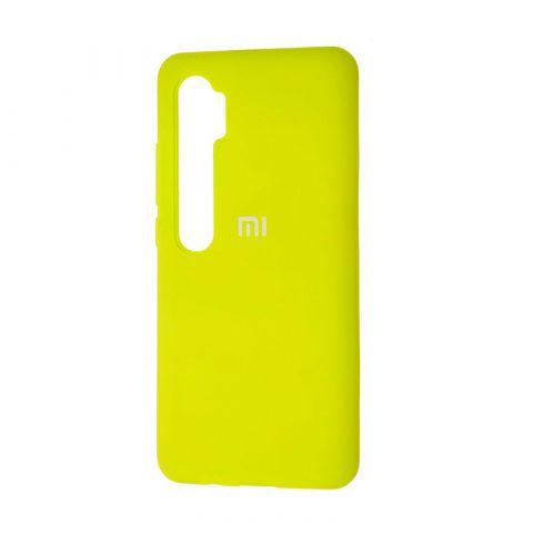Чехол для Xiaomi Mi Note 10 / Note 10 Pro / Mi CC9 Pro Silicone Full-Lemonade