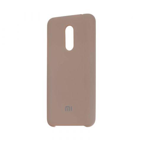 Чехол на Xiaomi Redmi 5 Plus Soft Touch Silicone Cover-Stone