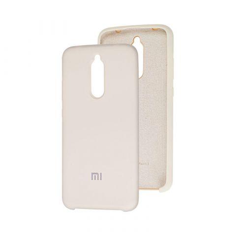 Чехол для Xiaomi Redmi 8 Soft Touch Silicone Cover-Stone
