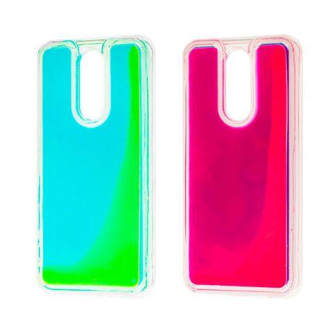 Чехол для Xiaomi Redmi 8 Жидкий Песок