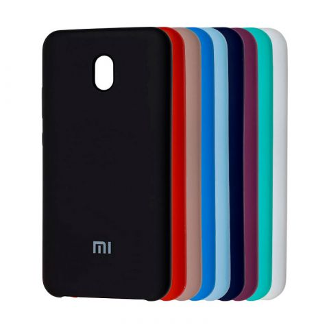 Чехол для Xiaomi Redmi 8A Soft Touch Silicone Cover