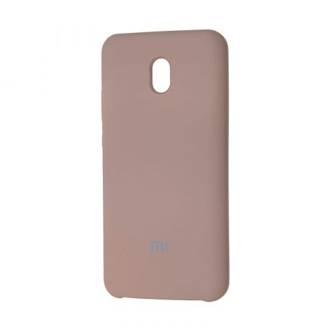 Чехол для Xiaomi Redmi 8A Soft Touch Silicone Cover-Lavender