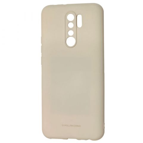 Чехол для Xiaomi Redmi 9 Molan Cano Jelly-Gray