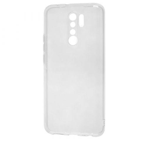 Чехол для Xiaomi Redmi 9 Molan Cano Jelly-Прозрачный