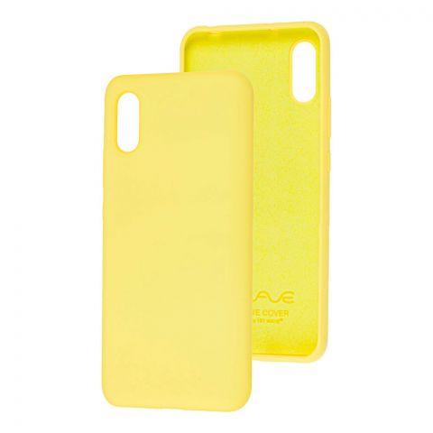Чехол для Xiaomi Redmi 9A Wave Colorful-Yellow