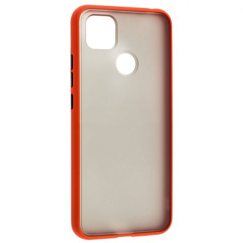 Чехол для Xiaomi Redmi 9C LikGus Maxshield-Red