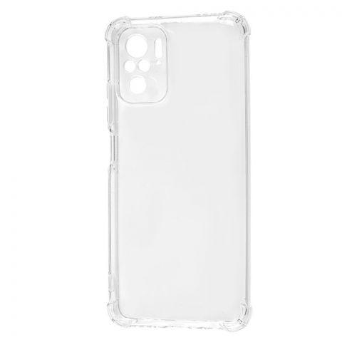 Противоударный силиконовый чехол для Xiaomi Redmi Note 10/10S WXD