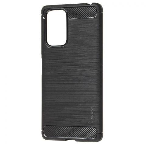 Чехол для Xiaomi Redmi Note 10 Pro iPaky Slim-Black
