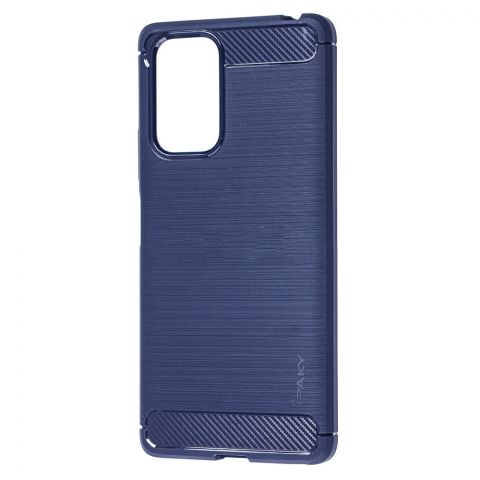 Чехол для Xiaomi Redmi Note 10 Pro iPaky Slim-Blue