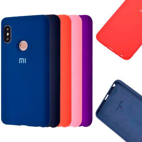 Чехол на Xiaomi Redmi Note 5 / Note 5 Pro Silicone Full