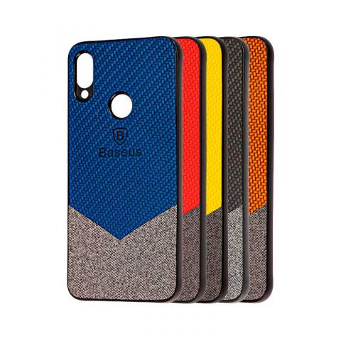 Чехол для Xiaomi Redmi Note 7 Baseus color textile