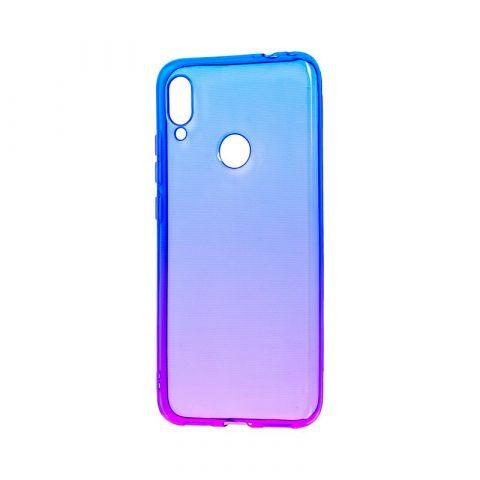 Чехол для Xiaomi Redmi Note 7 Gradient Design-Violet