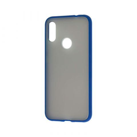 Чехол для Xiaomi Redmi Note 7 LikGus Maxshield-Blue