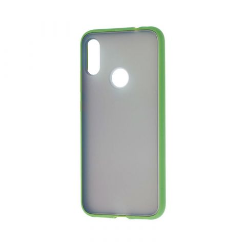 Чехол для Xiaomi Redmi Note 7 LikGus Maxshield-Green