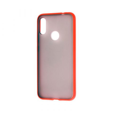 Чехол для Xiaomi Redmi Note 7 LikGus Maxshield-Red