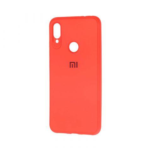 Чехол для Xiaomi Redmi Note 7 Logo-Orange
