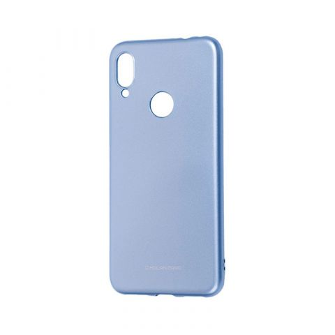 Чехол для Xiaomi Redmi Note 7 Molan Cano глянец-Light Blue
