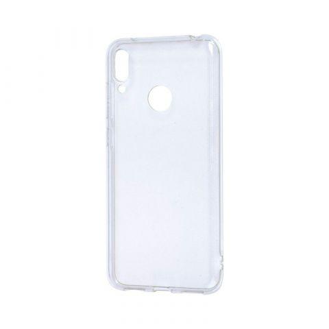 Чехол для Xiaomi Redmi Note 7 Molan Cano глянец-Прозрачный