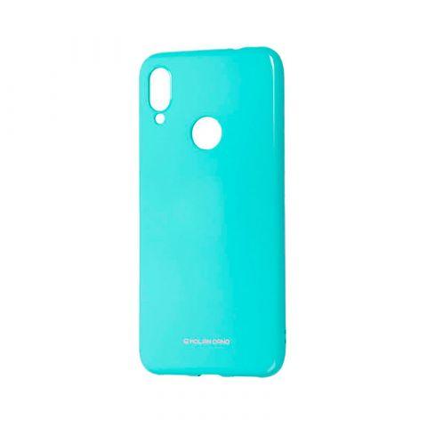Чехол для Xiaomi Redmi Note 7 Molan Cano глянец-Turquoise