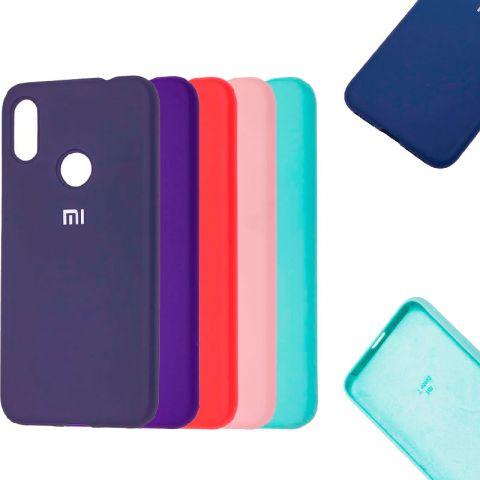Чехол для Xiaomi Redmi Note 7 Silicone Full
