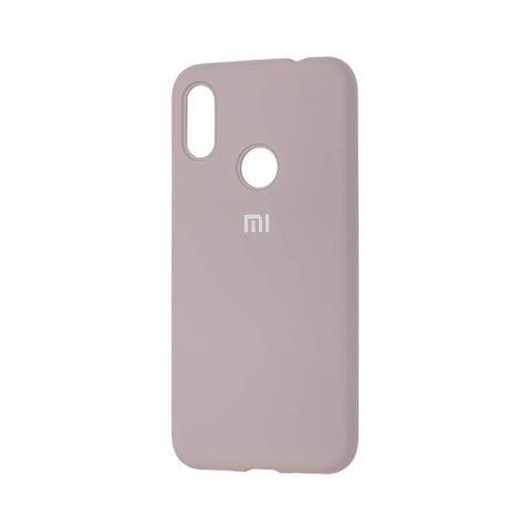 Чехол для Xiaomi Redmi Note 7 Silicone Full-Gray