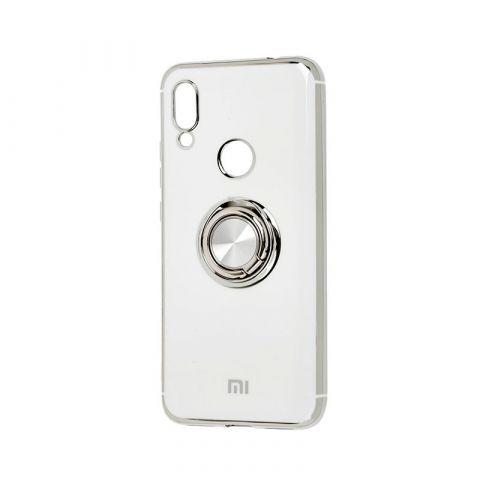 Чехол для Xiaomi Redmi Note 7 SoftRing-White