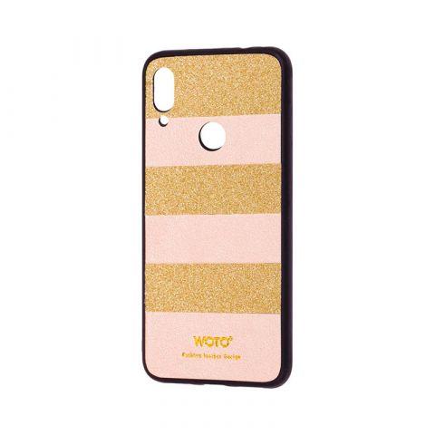 Чехол для Xiaomi Redmi Note 7 Woto-Gold
