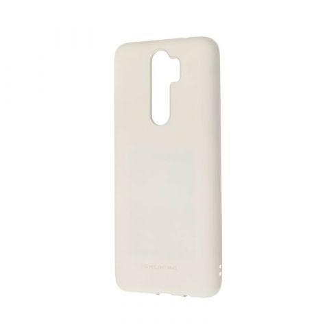 Чехол для Xiaomi Redmi Note 8 Pro Molan Cano Jelly-White