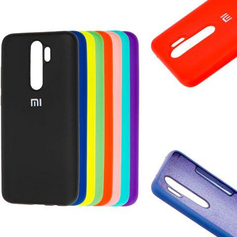 Чехол для Xiaomi Redmi Note 8 Pro Silicone Full