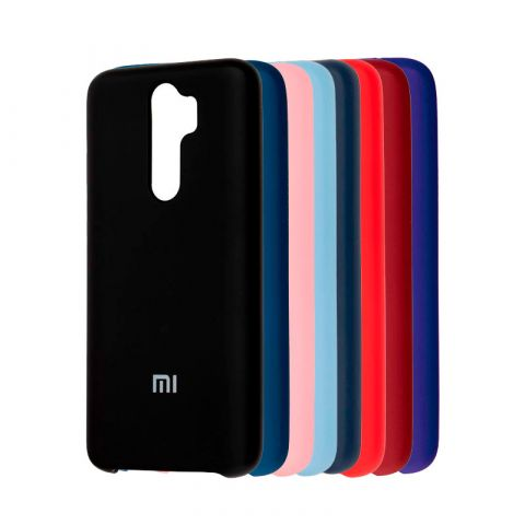 Чехол для Xiaomi Redmi Note 8 Pro Soft Touch Silicone Cover