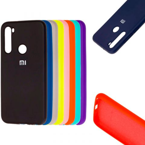 Чехол для Xiaomi Redmi Note 8 Silicone Full