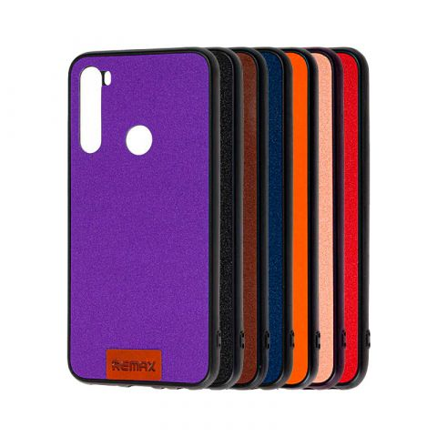 Чехол для Xiaomi Redmi Note 8T Remax Tissue с блестками