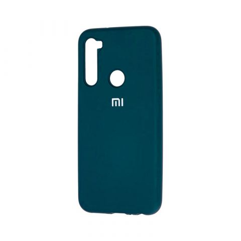 Чехол для Xiaomi Redmi Note 8T Silicone Full-Ocean Blue
