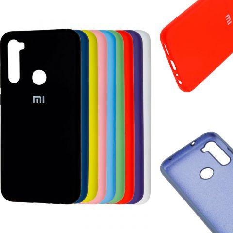 Чехол для Xiaomi Redmi Note 8T Silicone Full