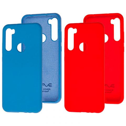 Чехол для Xiaomi Redmi Note 8T Wave Color Full