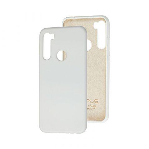 Чехол для Xiaomi Redmi Note 8T Wave Color Full-White