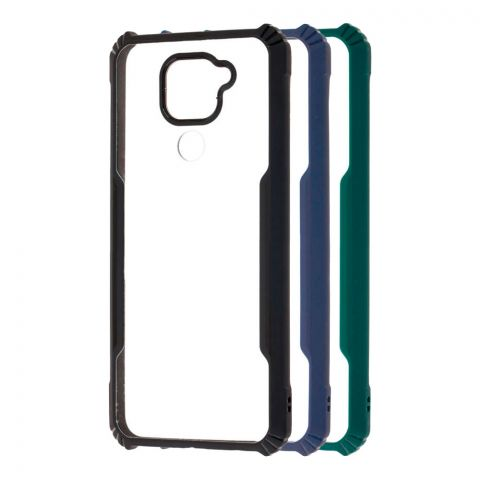 Чехол для Xiaomi Redmi Note 9 Defense Shield Silicone