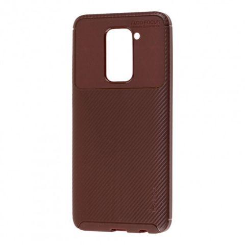 Чехол для Xiaomi Redmi Note 9 iPaky Kaisy-Brown