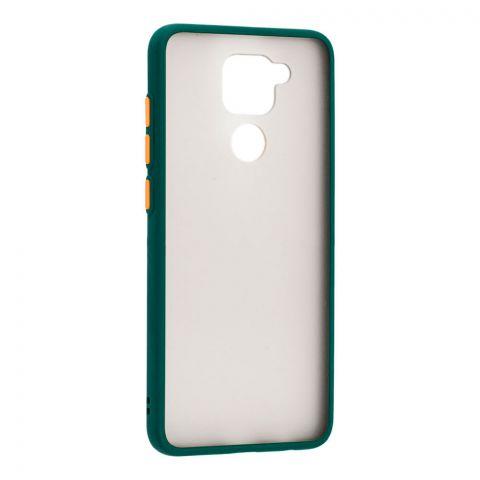 Чехол для Xiaomi Redmi Note 9 LikGus Maxshield-Dark Olive