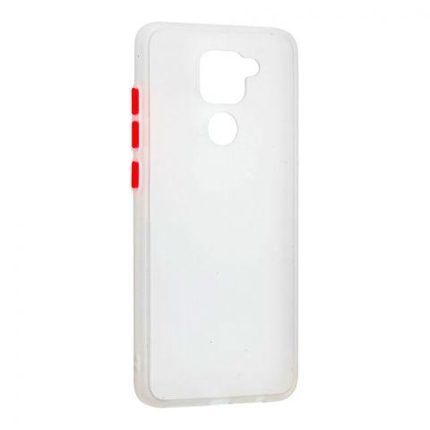 Чехол для Xiaomi Redmi Note 9 LikGus Maxshield-White