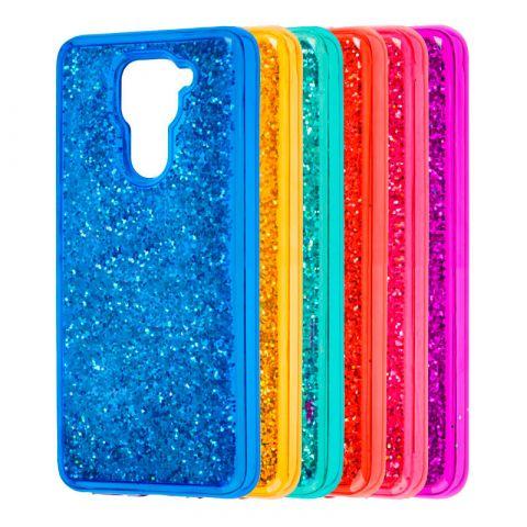 Чехол с блестками для Xiaomi Redmi Note 9 Sparkle Glitter