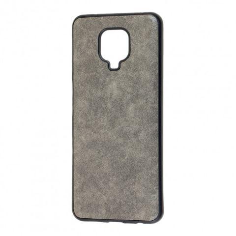 Чехол для Xiaomi Redmi Note 9S / 9 Pro / 9 Pro Max Lava case-Gray