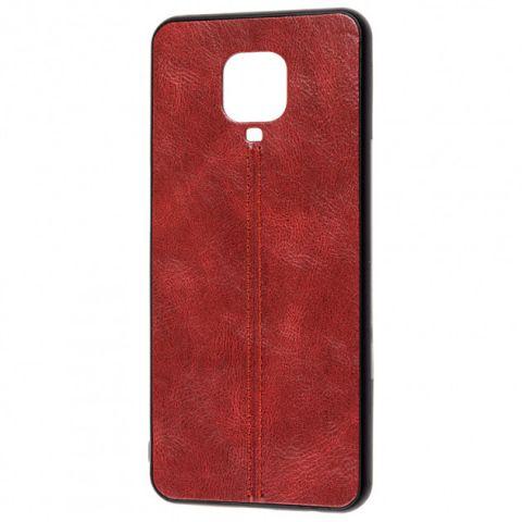 Чехол для Xiaomi Redmi Note 9S / 9 Pro / 9 Pro Max Lava Line-Red