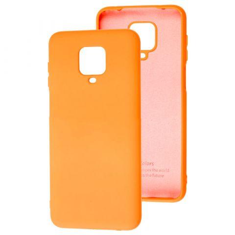 Чехол для Xiaomi Redmi Note 9S / 9 Pro / 9 Pro Max Silicone Full without Logo-Papaya