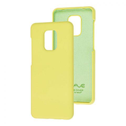 Чехол для Xiaomi Redmi Note 9S / 9 Pro / 9 Pro Max Wave Colorful-Green