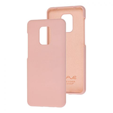 Чехол для Xiaomi Redmi Note 9S / 9 Pro / 9 Pro Max Wave Colorful-Pink Sand